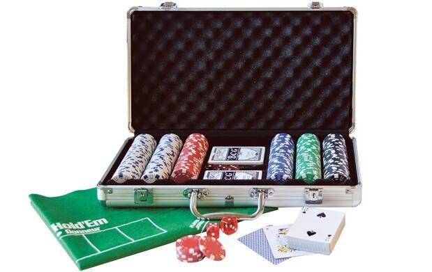 Completo set de Póker profesional