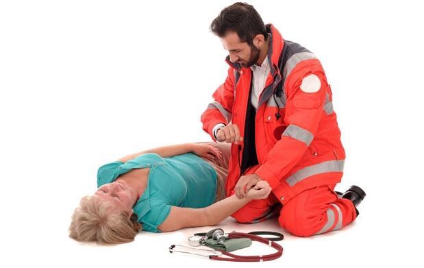 Curso socorrismo y primeros auxilios