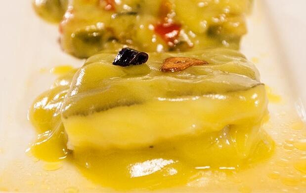 Menú degustación 'Bilbao' en Rimbombín