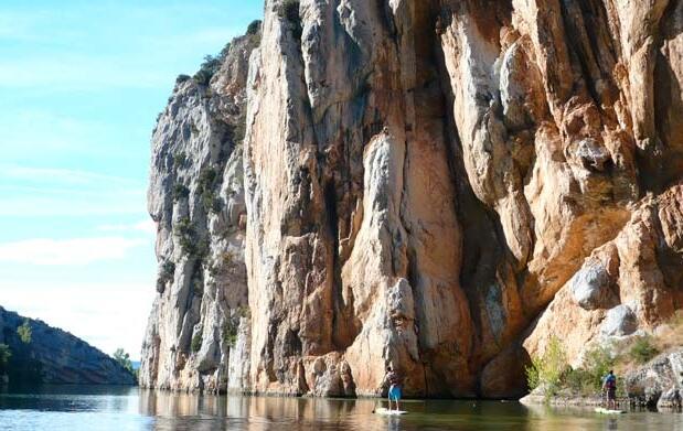 Stand Up Paddle en Sobrón