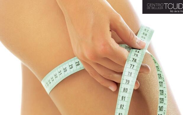 Pack reductor y asesoramiento nutricional