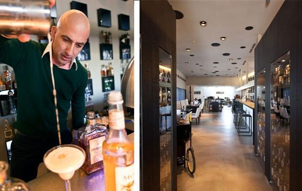 Plan gastronómico de lujo Vittoria Bar