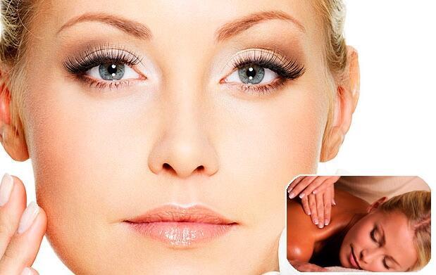 Peeling facial + masaje corporal