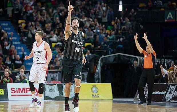 RETAbet Bilbao Basket Vs. Morabanc Andorra