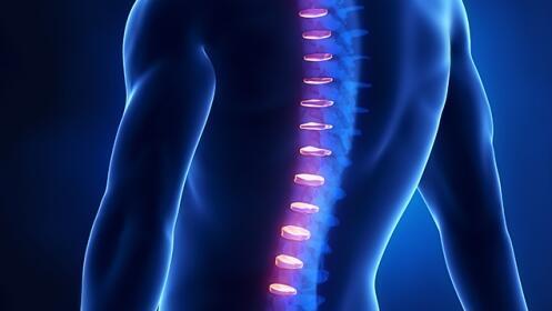 1, 3 o 5 sesiones de descompresión axial vertebral