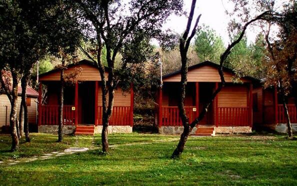 2 noches en cabaña rural para 4 personas