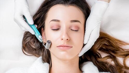 Eliminación de arrugas y manchas