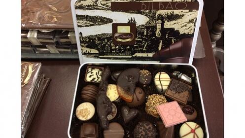 Le Chocolat especial Aste Nagusia