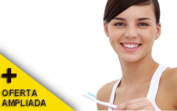Limpieza Dental + Flourización+Neceser