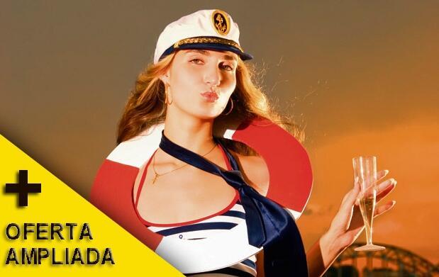 Fiesta single en barco en Aste Nagusia