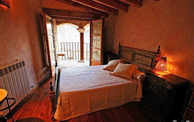 Hotel rural para 2 con spa en Salamanca