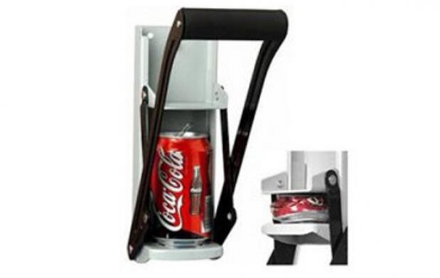 Máquina prensalatas