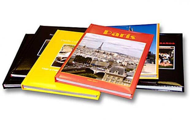 Libro fotográfico personalizado