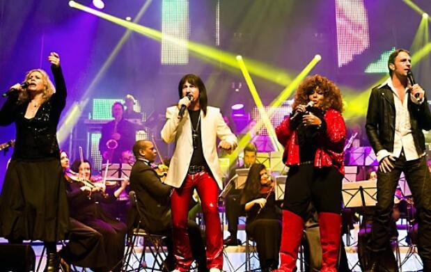 Shymphonic of ABBA en el Euskalduna