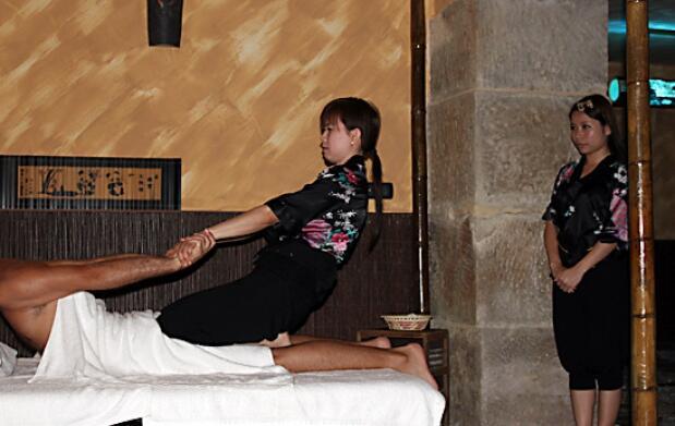 Masaje oriental en Bilbao