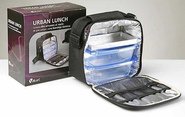Bolsa Porta Alimentos Urban Lunch