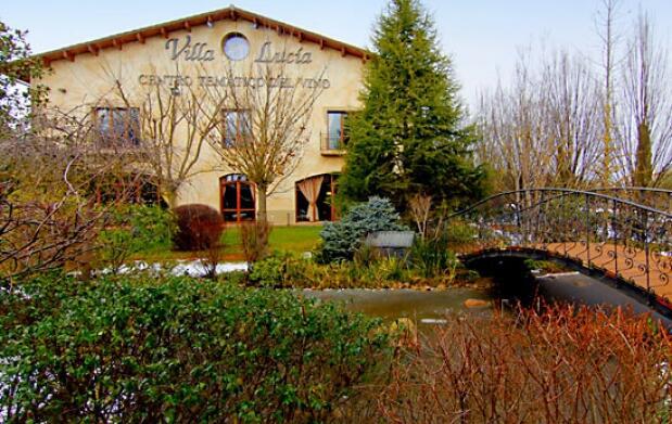 Wine Oil Spa Villa de Laguardia