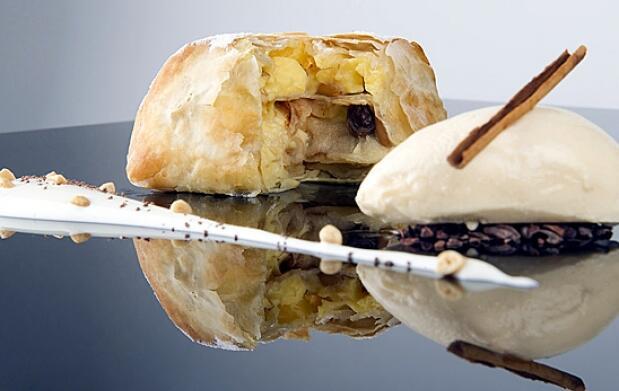 Menú con estrella Michelin en Vitoria