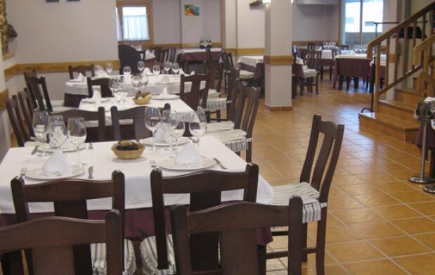 Exquisito menú en el Caserío Zugasti