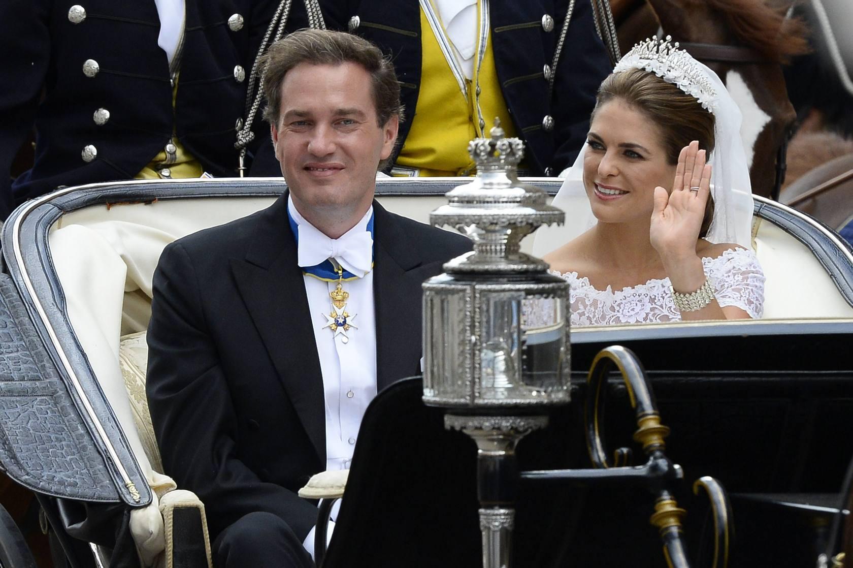 Campanas de boda en Suecia