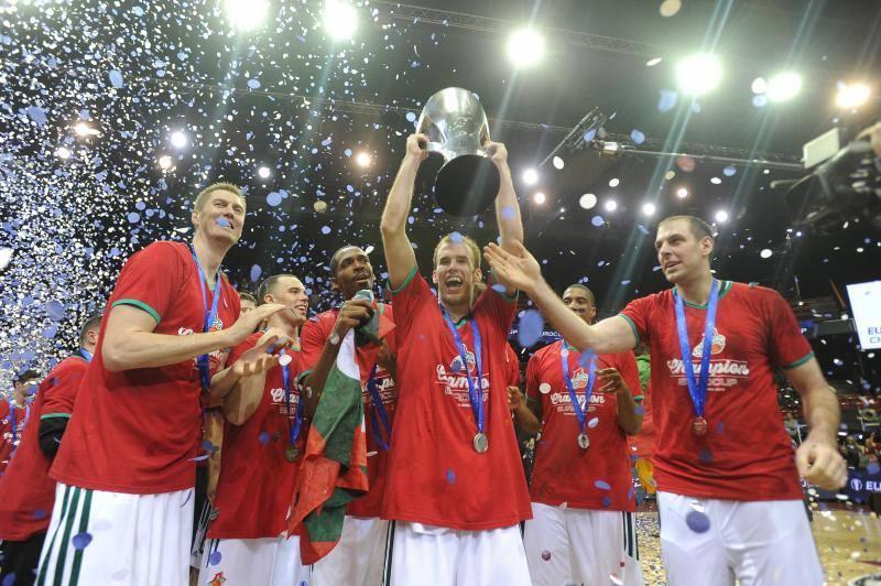 La final de la Eurocup en imágenes