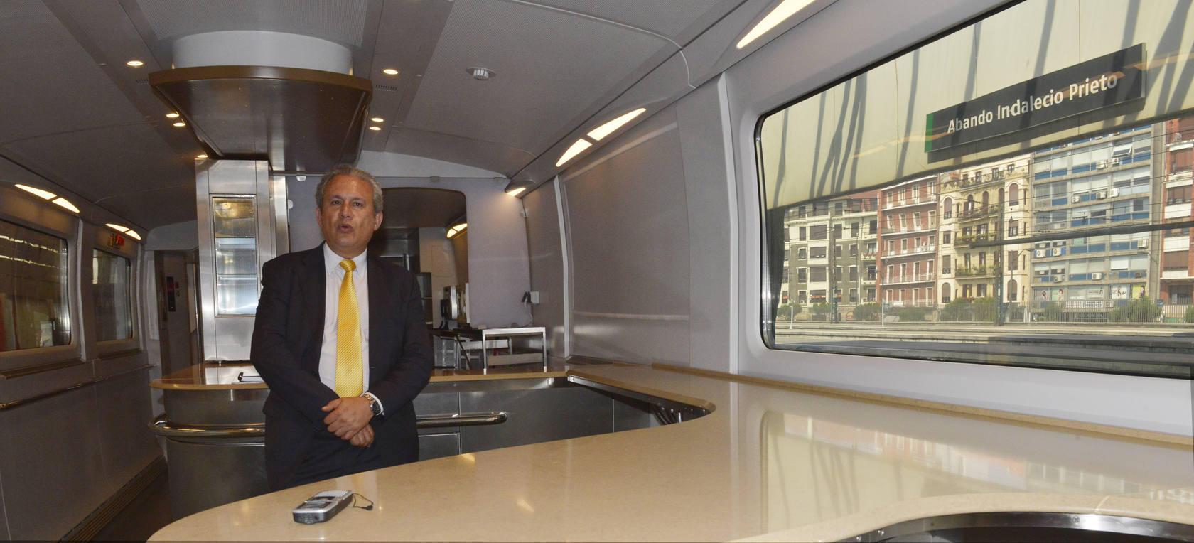 Renfe moderniza el servicio Bilbao-Málaga con nuevos trenes y mejores tiempos de viaje