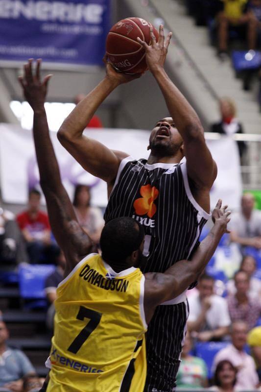Fotos del CB Canarias - Uxue Bilbao Basket