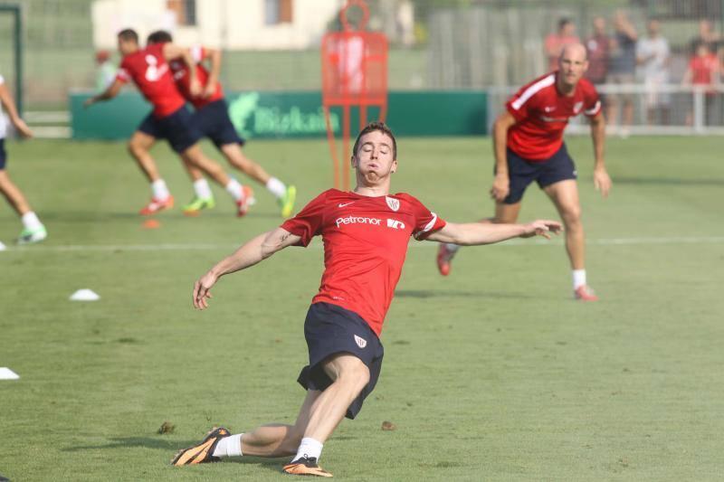 Muniain ya está a las órdenes de Valverde