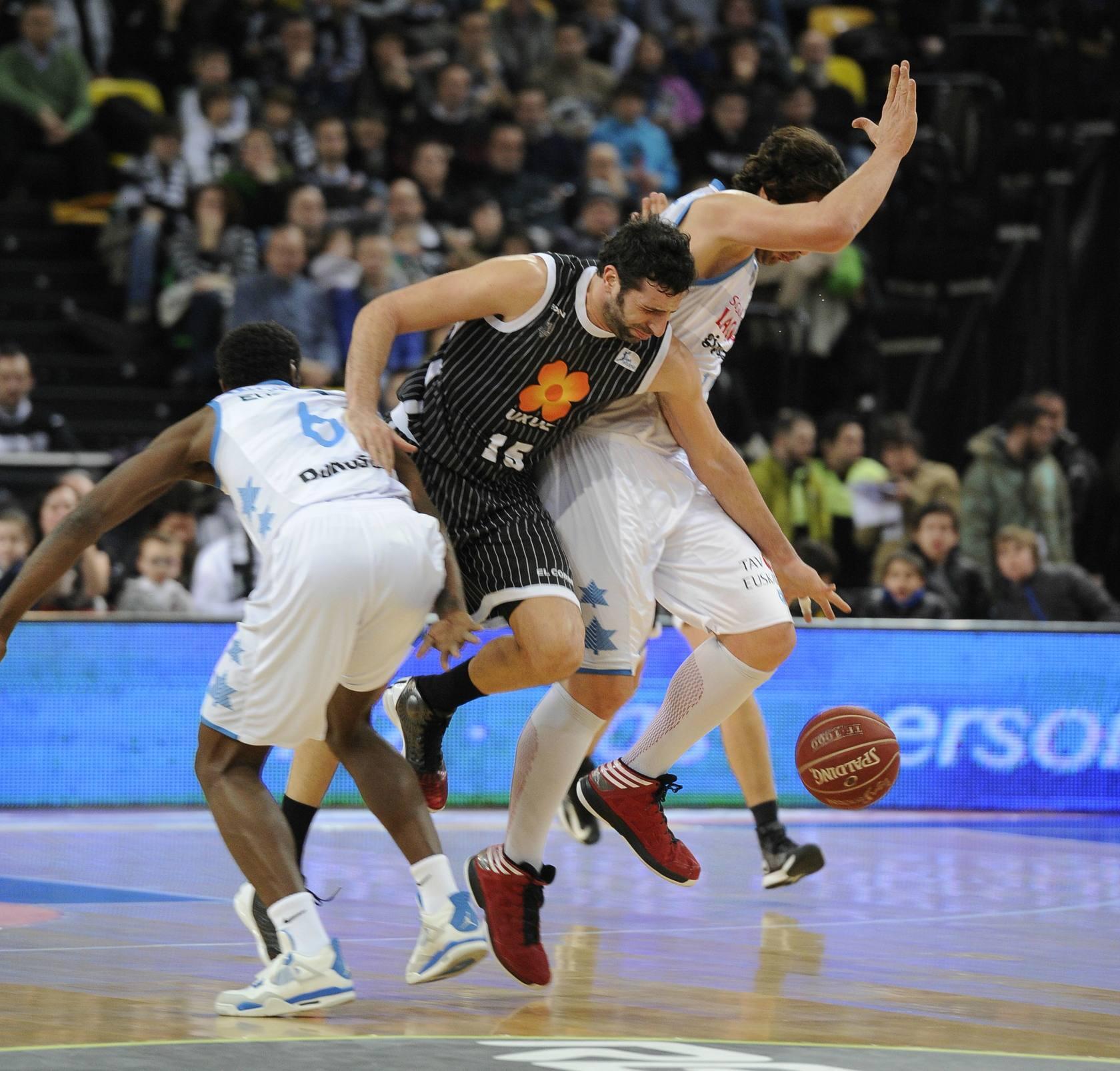 Bilbao Basket-Lagun Aro, en imágenes