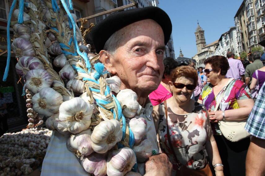 Las Imágenes Más Divertidas Del Día Del Blusa En Vitoria Elcorreo Com Foto 1 De 40
