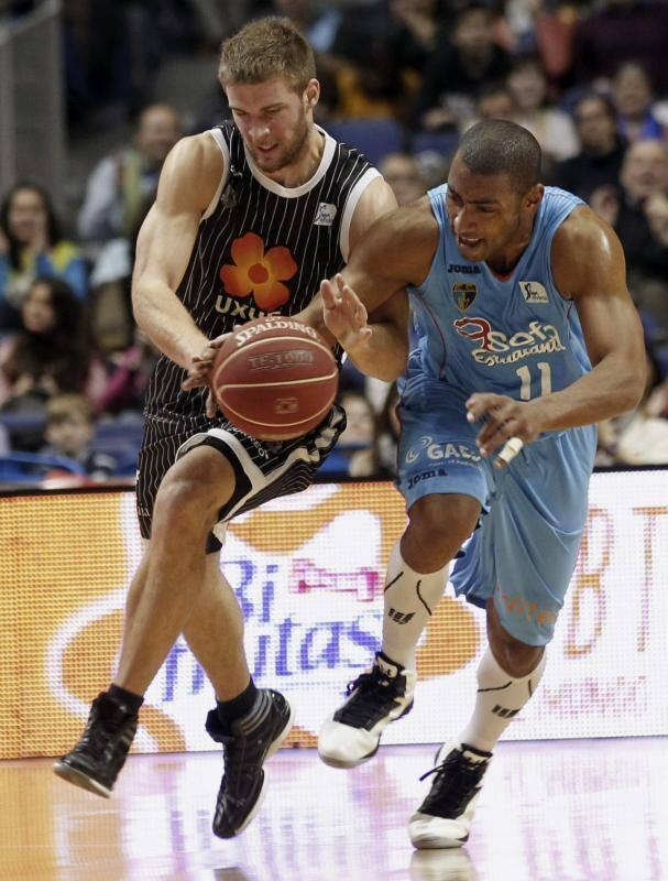 Estudiantes- Uxue Bilbao Basket