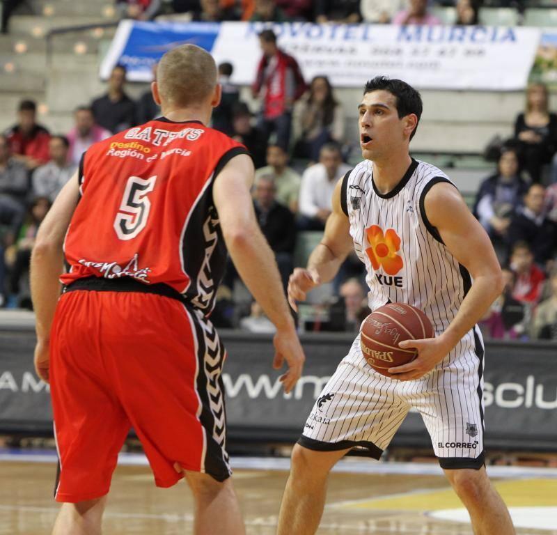 Fotos del UCAM Murcia - Bilbao Basket