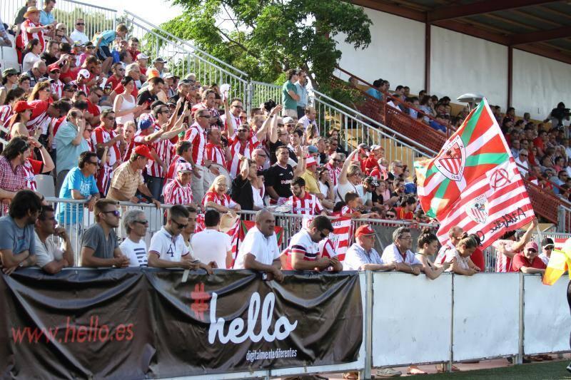 El Bilbao Athletic se queda a las puertas de la última ronda de ascenso a Segunda