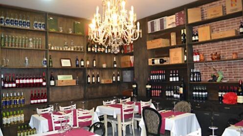 Menú con txuleton en el centro de Bilbao