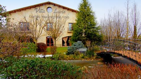 Wine Oil Spa - Hotel Villa de Laguardia