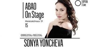 Recital de ópera de Sonya Yoncheva en Palacio Euskalduna