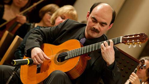 El concierto de Aranjuez en el Palacio Euskalduna