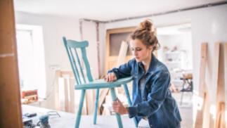 Curso de restauración y reciclaje de muebles