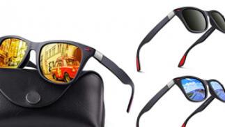 Gafas de sol polarizadas hombre