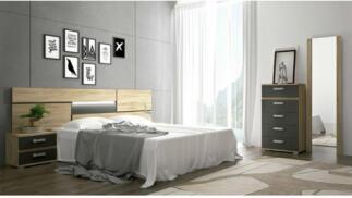 Dormitorio Prego
