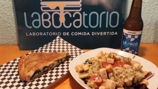 Menú para 2 personas en Bilbao