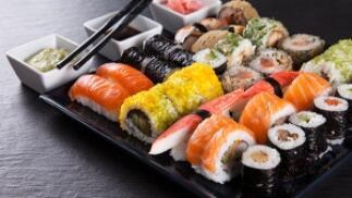 Menú sushi  para llevar en Bilbao