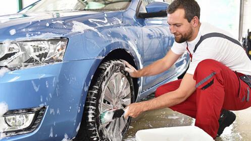 Lavado de coches en Bilbao