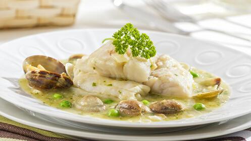 Exquisito menu en Restaurante Erreka Berri