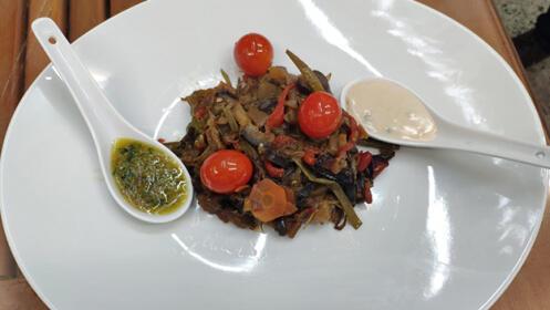 Taller de cocina en Deusto
