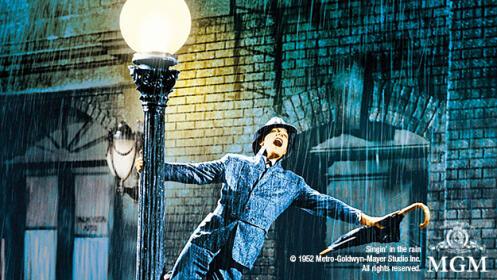 Singin' In The Rain en el Palacio Euskalduna