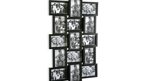 Marco Collage de 15 fotos