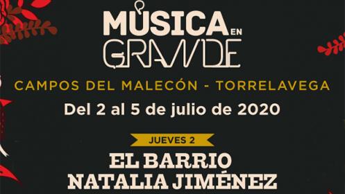 Entradas VIP Música en Grande en Torrelavega