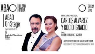 Recital de piano de  Carlos Álvarez y Rocío Ignacio  en la Sociedad Filarmónica
