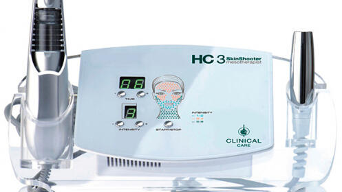 Tratamiento facial + mesoterapia virtual + tratamiento mask led